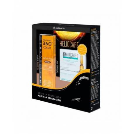 HELIOCARE 360º COLOR GEL OIL FREE BRONZE PACK REGALO